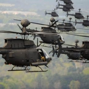 Αμερικανική εταιρία χτυπά δημόσια την πόρτα του ΓΕΣ για τα ε/π OH-58D KiowaWarrior!