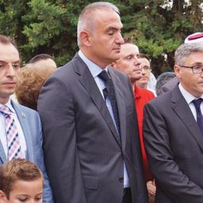 Κομοτηνή: Πρόκληση από νέο υπουργό του Ταγίπ Ερντογάν – «Ξέρουμε τι τραβήξατε εδώ στην Ελλάδα»[pics]