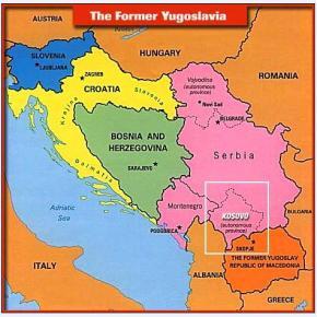 ΥΠΑΜ Σερβίας: Ο Ζάεφ πρέπει να γνωρίζει ότι δεν υπάρχει κανένα Κοσσυφοπέδιο- μόνοΣερβία