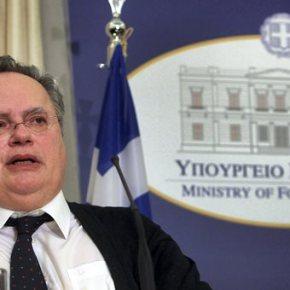 Κοτζιάς σε Ρωσία: Η συνεχής ασέβεια προς την Ελλάδα πρέπει νασταματήσει