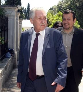 Κουβέλης: «Η συνεργασία μου με τον κ. Καμμένο στο υπουργείο Εθνικής 'Αμυνας είναιαρμονική»