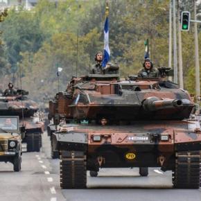 Leopard 2HEL: Αυτό είναι το άρμα μάχης του ελληνικού στρατού –ΒΙΝΤΕΟ