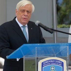 Παυλόπουλος: Παράνομη και αυθαίρετη η κράτηση των δύοστρατιωτικών