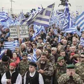 Reuters: «Η ελληνική κυβέρνηση κατηγορεί την Ρωσία ότι οργάνωνε τα συλλαλητήρια για τοΣκοπιανό»!
