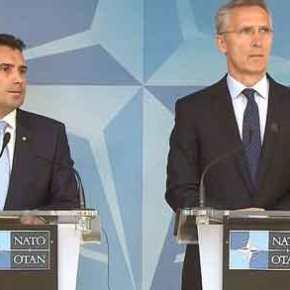 Εθνική τραγωδία δια χειρός Τσίπρα, Κοτζιά και Καμμένου: Υπέγραψαν την πρόσκληση στο ΝΑΤΟ των«Μακεδόνων»