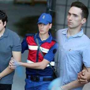Νομοθετική ρύθμιση με ελπίδες για τους δύο Έλληνεςστρατιωτικούς