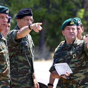 Τις επίλεκτες Ζ'ΜΑΚ και ΕΤΑ επισκέφτηκε ο Αντιστράτηγος Αλκ.Στεφανής