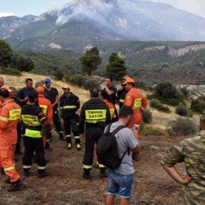 «Καταπέλτης» οι Πυροσβέστες για την αντίδραση της κυβέρνησης στηφωτιά
