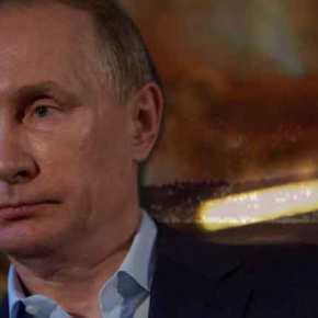 Β.Πούτιν για Ελλάδα: «Θα προσφέρουμε ό,τι βοήθεια χρειαστεί- Η Ρωσία συμμερίζεται το πένθος του αδελφούλαού»