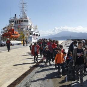 Σε ασφυκτική κατάσταση τα νησιά και το ΛΣ συνεχίζει να μεταφέρει λαθραίους μετανάστες από τα τουρκικάπαράλια