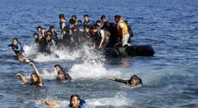 Αυξάνονται δραματικά οι αφίξεις μεταναστών στηνΕλλάδα