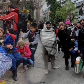 Στα ελληνικά νησιά.-Τους 17.771 έχουν φτάσει οι πρόσφυγες καιμετανάστες