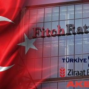 Υποβάθμιση 24 τουρκικώντραπεζών