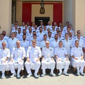 Αυτοί είναι οι νέοι απόφοιτοι του Σχολείου Διοίκησης Επιτελών του ΠΝΦωτο.