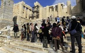 Nέο ρεκόρ αφίξεων για τον ελληνικότουρισμό