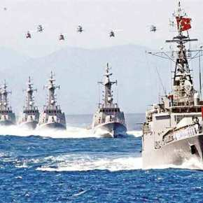 Προς σύγκρουση: Σχέδιο Ερντογάν για ισχυρές αεροναυτικές δυνάμεις στην Κύπρο και τόξο απόλυτης επιρροής μέχρι…Αφρική!