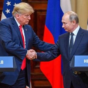 Η συνάντηση Τραμπ – Πούτιν προκάλεσε θύελλα-Φωτογραφίες.