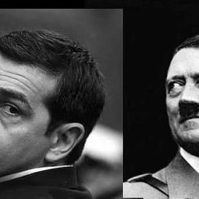 Ο Τσίπρας υλοποιεί το όραμα του Χίτλερ που ήθελε διακαώς τη δημιουργία κρατιδίου σταΣκόπια