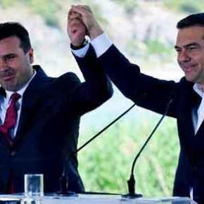Ζάεφ: «Δεν έχουμε κανενός είδους αλυτρωτισμό προς τηνΕλλάδα»
