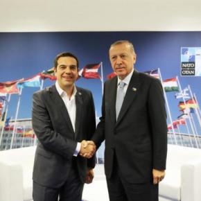 Τσίπρας – Ερντογάν: Συμφωνία για να πέσουν οι τόνοι στοΑιγαίο