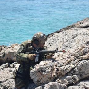 Ελλάδα και ΗΠΑ: Συνεκπαίδευση Μονάδων Ειδικών Δυνάμεων –ΦΩΤΟ