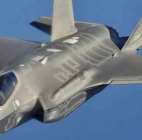 «Μούφα πάγωμα»: Τον Απρίλιο του 2019 έχει προγραμματιστεί η επόμενη παράδοση των F-35 στηνΤουρκία