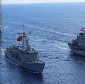 Τουρκικά πολεμικά σκάφη καταδίωξαν κυπριακά αλιευτικά για 25 λεπτά – Τους σημάδευαν μεόπλα