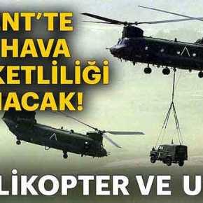 Μεταστάθμευση τουρκικών δυνάμεων με το βλέμμα σε Αιγαίο-ΑΟΖ: 45 ελικόπτερα στην πόλη Ισπάρτα – Το πρώτοπακέτο…