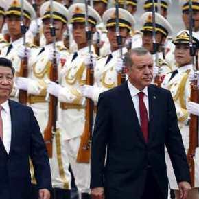 Ο Ερντογάν επιλέγει στρατόπεδο και σοκάρει τηνΔύση