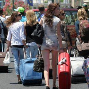 Απογειώθηκε η κίνηση στα ελληνικά αεροδρόμια το πρώτο επτάμηνο τουέτους