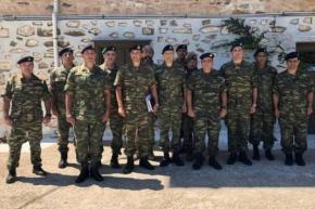 ΑΓΕΣ: Επίσκεψη στο Τάγμα ΕθνοφυλακήςΕρμούπολης