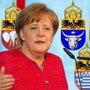 Μέρκελ: Ικανοποίηση για την επίτευξη συμφωνίας με την Ελλάδα για τομεταναστευτικό