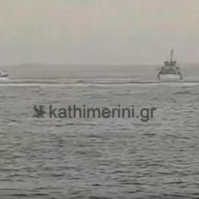 Αιγαίο: Η καθημερινή «μάχη» των αλιευτικών στα θαλάσσια σύνορα Ελλάδας – Τουρκίας –ΒΙΝΤΕΟ