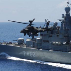 """Θα κάνουμε ορατό το …""""αόρατο"""" τουρκικό πλοίο, λένε οι αξιωματικοί του ΠολεμικούΝαυτικού"""