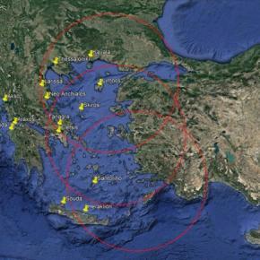 Η νέα απειλή της Τουρκίας: Προπαγανδίζει πως χτυπά τη μισή Ελλάδα με τον πύραυλοBora