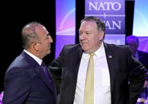 Οι ΗΠΑ σπάνε τον τσαμπουκά της Τουρκίας με πολυεθνική«τανάλια»