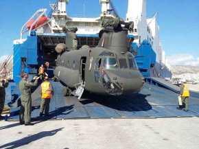 Τέλος στο όνειρο του ΓΕΣ για πέντε επιπλέον CH-47DChinook