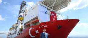 Η Τουρκία ξεκινάει γεωτρήσεις τέλη Αυγούστου στην Α.Μεσόγειο με το«Fatih»