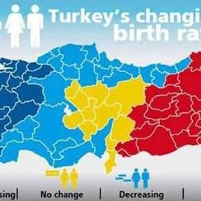 Δείτε γιατί αυτός ο χάρτης προβλέπει το τέλος τωνΤούρκων