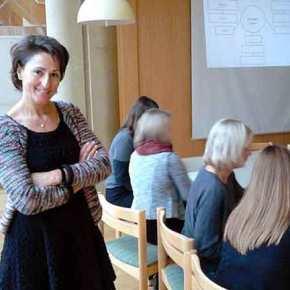 Ελληνίδα διδάσκει ηθική στη Γερμανία και σαρώνει σταβραβεία