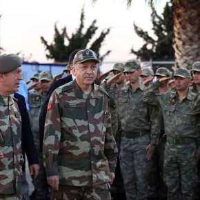 Οργή Κεμαλιστών για το ΝΑΤΟ: «Ο Ερντογάν καθάρισε όλους τους φιλοδυτικούς/ΝΑΤΟϊκους στρατιωτικούς
