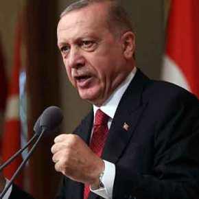 Ερντογάν: Υπό πολιορκία η Τουρκία . Οι ΗΠΑ προσπαθούν να μαςμαχαιρώσουν