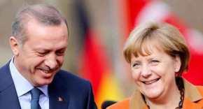 «Βρώμικο» deal Βερολίνου-Άγκυρας – H Μέρκελ «φορτώνει» με όπλα στουςΤούρκους!