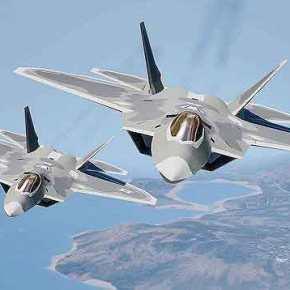 Κατέρρευσαν οι συνομιλίες ΗΠΑ-Τουρκίας: Προσγειώνονται στη Λάρισα F-22Raptor