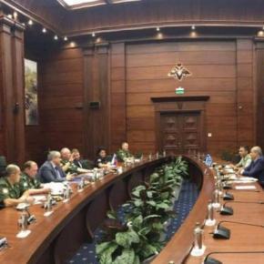 "Army 2018: Επίσκεψη Γενικού Διευθυντή ΓΔΑΕΕ στην ""International Military-Technical Forum"" στηΡωσία"