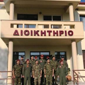 Επίσκεψη Αρχηγού ΓΕΣ σε Μονάδες της Αεροπορίας Στρατού –ΦΩΤΟ