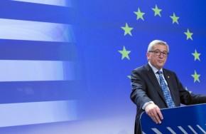 Γιούνκερ: Ευτυχής για την απελευθέρωση των δύο Ελλήνωνστρατιωτικών