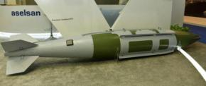 Τουρκία: Παραλαβή συλλογών ακριβείας HGK-84 για την ΠολεμικήΑεροπορία