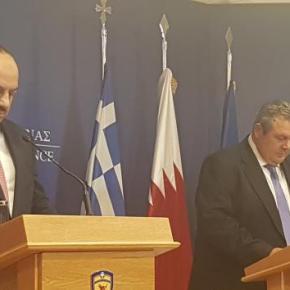 Έλληνες Στρατιωτικοί: Το Κατάρ παίρνει πρωτοβουλίες για την απελευθέρωσήτους