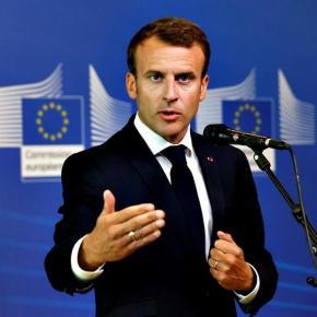 Γαλλία: Ο Μακρόν θέλει να προωθήσει την «αλληλεγγύη» μεταξύ των κρατών της ΕΕ σε περίπτωση ένοπληςεπίθεσης
